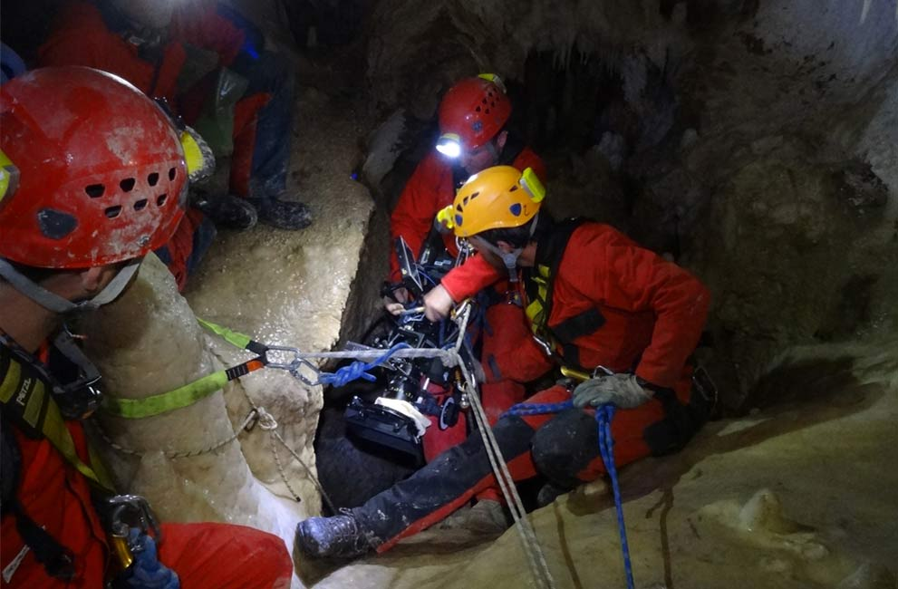 Technical Cave Rescue